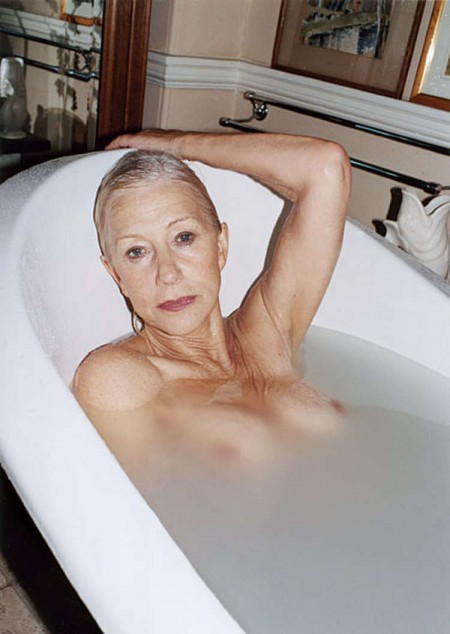Helen Mirren Nude In Tub 71